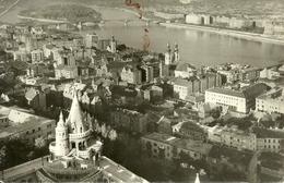 Budapest (Hungary, Ungheria) Kilatas Metyas-Templombol, Aerial View, Vue Aerienne, Veduta Aerea - Ungheria