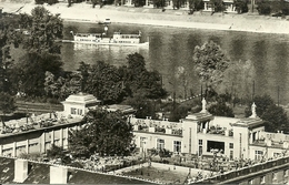 Budapest (Hungary, Ungheria) Csaszar Furdo, Palazzo (Hotel) Csaszar Piscina, Csaszar Palace (Hotel) Swimming Pool - Ungheria