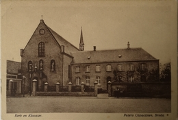 Breda // Kerk En Klooster - Paters Capucijnen 19?? - Breda