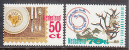 The Netherlands MNH NVPH Nr 1322/23 From 1985 / Catw 1.20 EUR - Periode 1980-... (Beatrix)