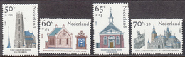 The Netherlands MNH NVPH Nr 1324/27 From 1985 / Catw 3.20 EUR - Periode 1980-... (Beatrix)