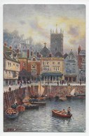 Dartmouth - From The Boat Float - Tuck Oilette 7984 - England