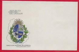 URUGUAY MNH - Busta 10 X 15 Per FDC Non Affrancata - NUOVA - - Uruguay