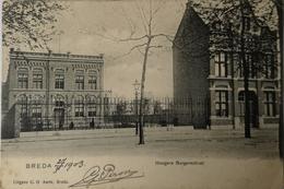 Breda // Hoogere Burgerschool (H. B. S) Gelopen 1903 - Breda