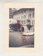 Au Plus Rapide Orsières Valais Hôtel Des Alpes Années 50-60 - Places