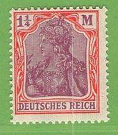 MiNr.198 Xx Deutschland Deutsches Reich - Ungebraucht