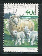 NOUVELLE-ZELANDE- Y&T N°1094- Oblitéré - Nouvelle-Zélande