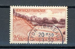 FRANCE - LYON - N° Yvert 1124 Belle Obliteration Ronde De LYON - France