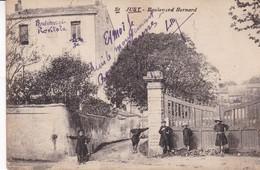 13 /BANLIEUE DE MARSEILLE / SAINT JUST / BOULEVARD BERNARD / PENSIONNAT PROVITOLA - Marseilles