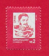 URUGUAY MNH - 1987 Manuel Ceferino Oribe De Viana - 2 N$ - Michel UY 1759 - Uruguay
