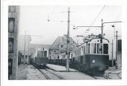 Photo - France - (74) Haute Savoie - Annemasse - Tram ( Original ? Ou Reproduction ? ) - Photos