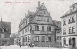 AK - Bayern - Coburg - 1913 - Gymnasium  Casimirianum - Coburg