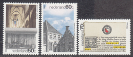 The Netherlands MNH NVPH Nr 1355/57 From 1986 / Catw 1.80 EUR - Periode 1980-... (Beatrix)