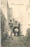 POSTAL   TETUAN  -MARRUECOS  - CALLE DE NEARIN TIUNI - Marruecos