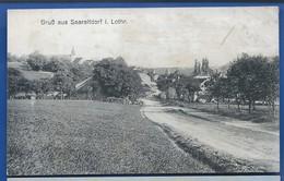 Gruss Aus SAARALDORF      écrite En 1918 - Sarralbe