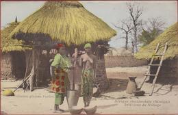 Senegal 1916 Femmes Aux Seins NUS Nu Afrique Occidentale Etnique Etnic Africa Naked Etnisch Naakt (fold) - Sénégal