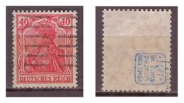 DR: Nr. 145 I, Geprüft, Gestempelt - Deutschland