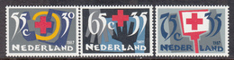 The Netherlands MNH NVPH Nr 1381/83 From 1987 / Catw 2.10 EUR - Periode 1980-... (Beatrix)