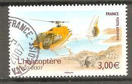 FRANCE 2007 P A Y T N °70 Oblitéré - Luftpost