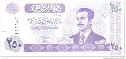 Iraq - Pick 88 - 250 Dinars 2002 - Unc - Iraq