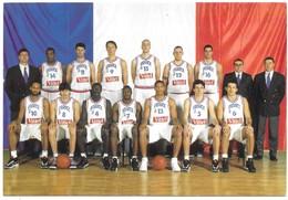 Equipe De France De Basketball 1999 - Basket-ball