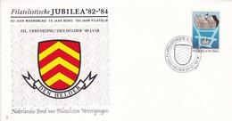 Nederland - Filatelistische Jubilea '82-'84 - Den Helder - Nummer 5 - NVPH 1274 - Poststempel