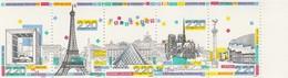 FRANCE 1989  N° 2583A** PANORAMA PARIS LA BANDE - France