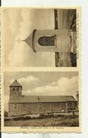 BOSSIèRES    église Coté Droit Et Le Cimetière( Plus ) Chapelle Notre-dame De La Paix. - Gembloux