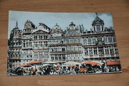 7704-   BRUXELLES, GRAND PLACE - Marchés