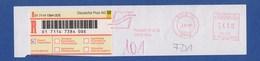 BRD AFS - Köln, Postfach 103055 -- 1997 + R-Zettel - Affrancature Meccaniche Rosse (EMA)