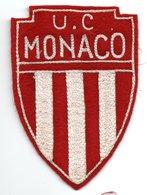 MONACO -- MONTE CARLO --- Ecusson Tissu Union Cycliste De Monaco -- Circa 1970 -1980 - Patches