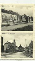 BOLINNE   Route De Taviers Et Rue De L ' église. - Eghezée