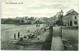 Peel Promenade, Isle Of Man - Man (Eiland)