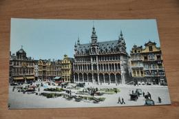7707-   BRUXELLES, GRAND PLACE - Marchés