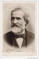 GIUSEPPE VERDI Fotografica 1905 - Music And Musicians