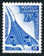NOUV.-CALEDONIE 1973 - Yv. PA 139 **   Cote= 26,00 EUR - Concorde  ..Réf.NCE24339 - Poste Aérienne