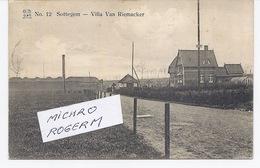 SOTTEGEM - La VILLA  VAN RIEMACKER 1918 - 020219 - Belgique