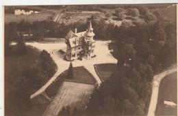 ROCHEFORT - Château De Montrival , ( Mont Rival ) Photocarte ,vue Aérienne ; TRES RARE - Rochefort