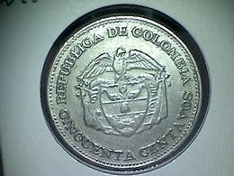 Colombie 50 Centavos 1959 - Colombia