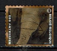 Aziatische Olifant / Eléphant D'Asie 2013 (OBP 4341 ) - Belgique
