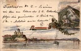 Esztergom - Visegrád * 27. Okt. 1896 - Ungarn
