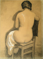 Dessin De Joseph Delfosse - Drawings