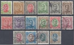 ICELAND 1920 Nº 82/97 - 1918-1944 Administration Autonome