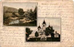 Üdvöszlet Kőszegröl - 2 Bilder * 8. 2. 1918 - Ungheria