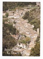 34 Saint St Guilhem Le Désert Vers Gignac Vue Générale En 1991 - Gignac