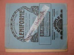 LES  PRATICIENS FRANCAIS 1928 Format 24X31 16 Pages B.E. D'usage - Sciences