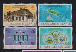 Turks & Caicos Islands 1974, Complete Set, MNH - Turks & Caicos (I. Turques Et Caïques)