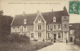 Etaples - Chateau Des Bergeries, Propriété De M De Rocquigny - Etaples