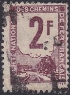 FRANCE, 1944-47, 2 Fr, Colis Postaux (Yvert 2). - Used