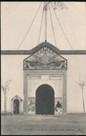 Tunisie -- Tunis -- Le Bardo -- Entree De La Caserne - Tunisia